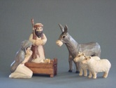 Nativity 6  Piece Starter Sets